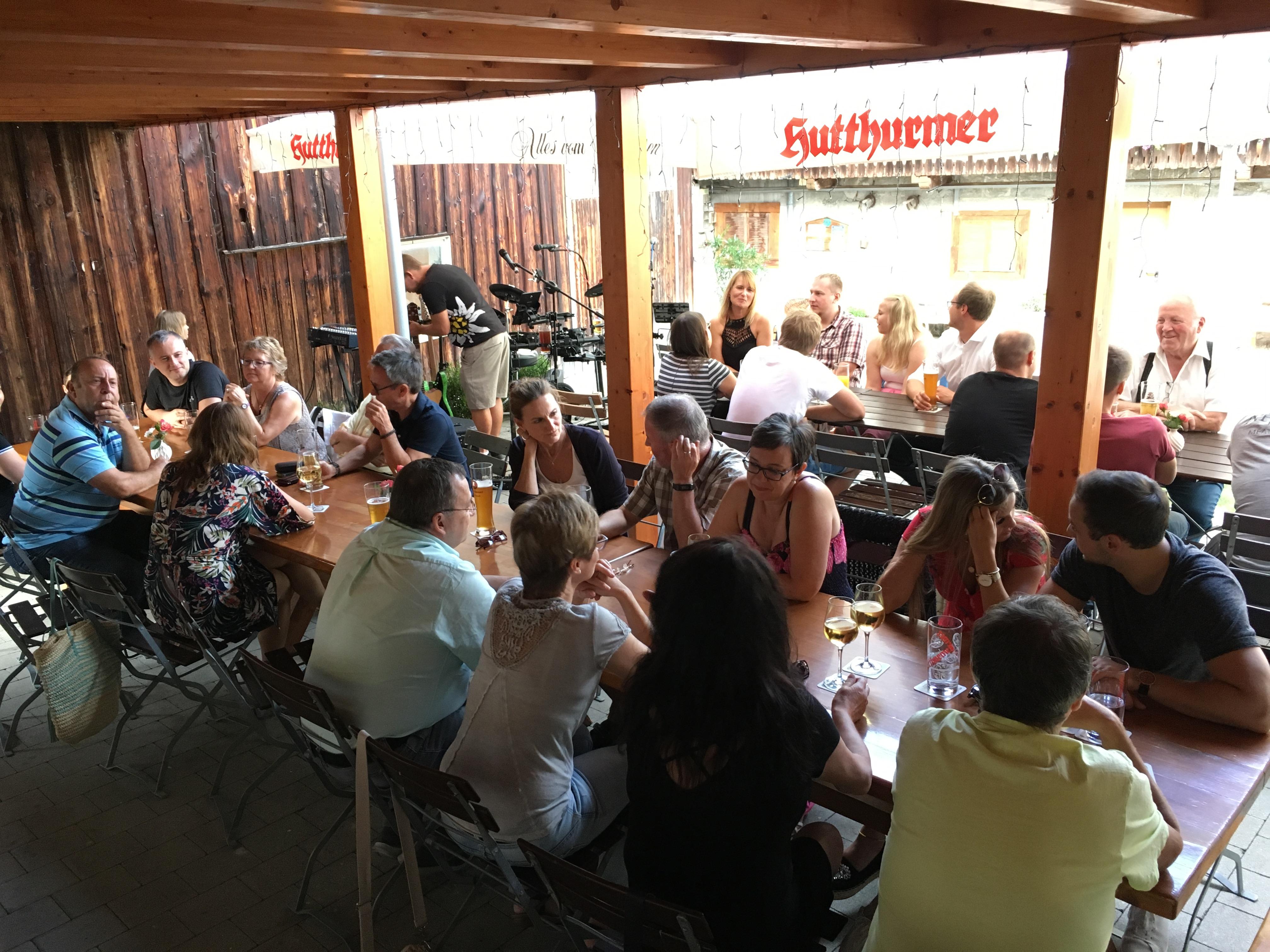 Sommerfest Passauer Sporttaucher